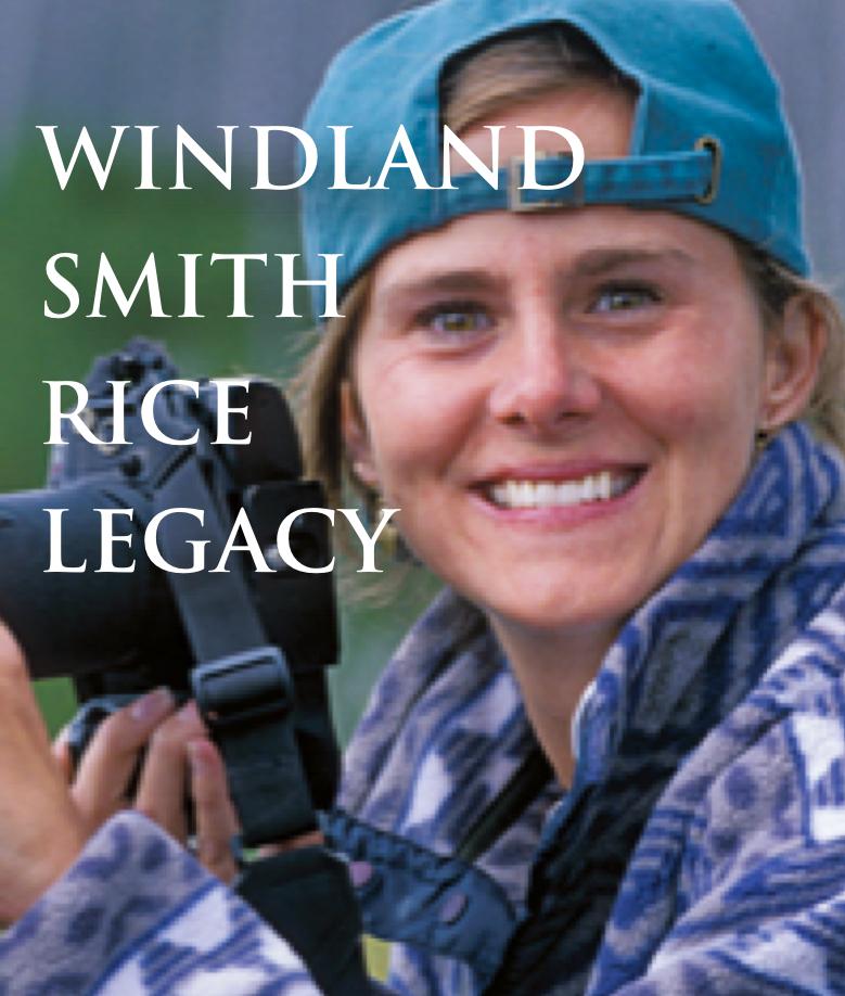 Windland Smith Rice Legacy